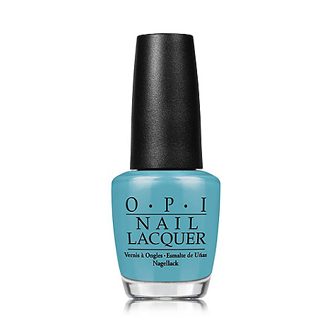 OPI - Cant Find My Czechbook Nail Lacquer 15ml