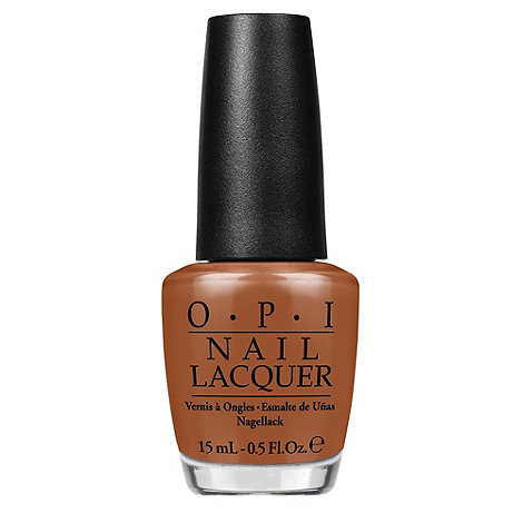 OPI - A-Piers to Be Tan Nail Lacquer 15ml