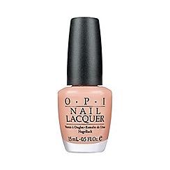 OPI - Dulce de leche nail polish 15ml