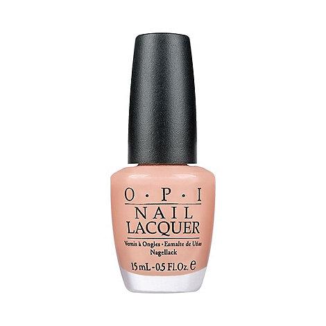 OPI - Dulce De Leche Nail Lacquer 15ml