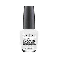 OPI - Alpine snow nail polish 15ml