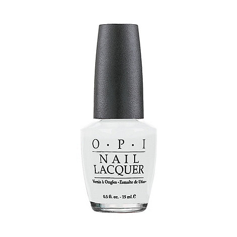 OPI - Alpine Snow Nail Lacquer 15ml