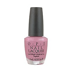 OPI - Aphrodite's pink nightie nail polish 15ml