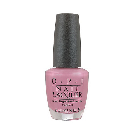 OPI - Aphrodite+s pink nightie nail polish 15ml