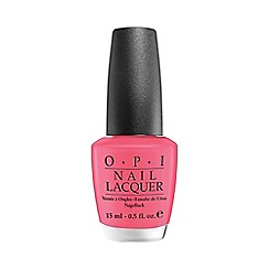 OPI - 'Feelin' Hot-Hot-Hot!' nail polish 15ml