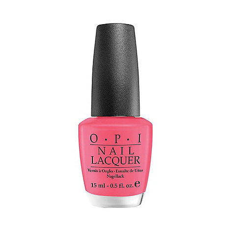 OPI - Feelin+ Hot-Hot-Hot! Nail Lacquer 15ml