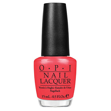 OPI - I Eat Mainely Lobster Nail Lacquer 15ml