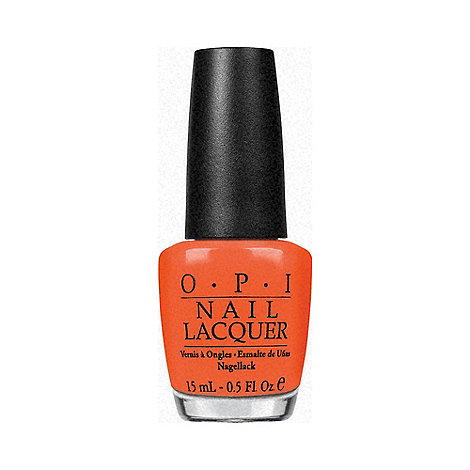 OPI - A good man Darin is hard to find nail polish 15ml