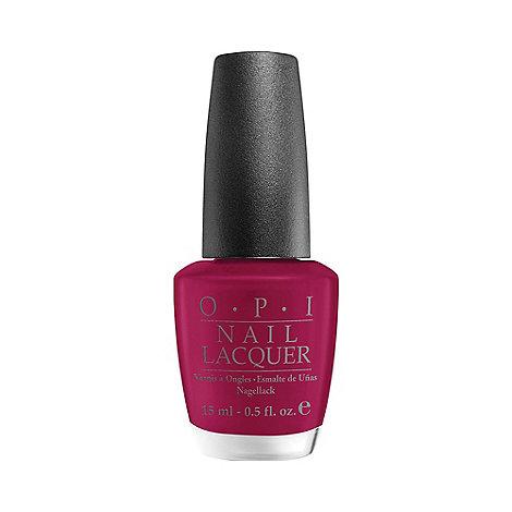 OPI - Miami beet nail polish 15ml