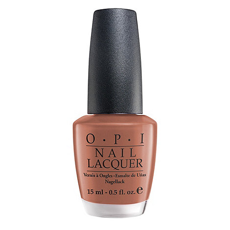 OPI - Barefoot In Barcelona Nail Lacquer 15ml