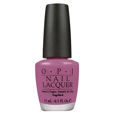 OPI - A Grape Fit! Nail Lacquer 15ml