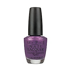 OPI - Purple with a Purpose Nail Lacquer 15ml