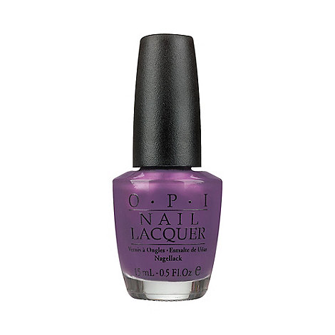 OPI - Purple with a purpose nail polish 15ml