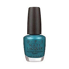 OPI - Teal the Cows Come Home Nail Lacquer 15ml