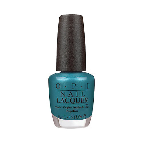 OPI - Teal the cows come home nail polish 15ml
