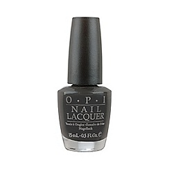 OPI - Lady in Black Nail Lacquer 15ml