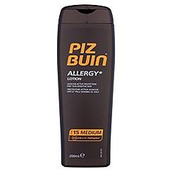 Piz Buin - Allergy Lotion SPF 15 200ml