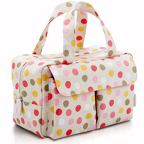 Victoria Green - Victoria Spot Print Carry All