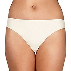 Debenhams - Natural invisible thong