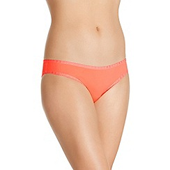 Bonds - Orange bikini knickers