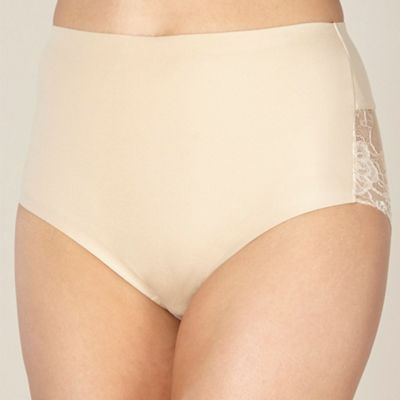 Natural tummy control briefs