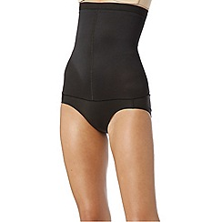 Spanx - Black high waisted shapewear pants