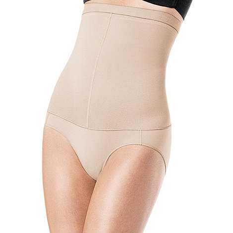 Spanx - Natural high waisted shapewear pants