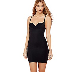 Maidenform - Black firm control shapewear slip