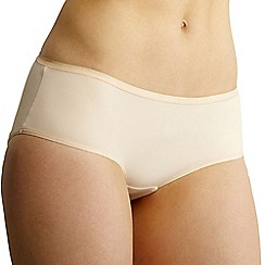 Debenhams - Natural supersoft invisible shorts