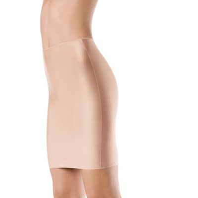 Natural shapewear half slip