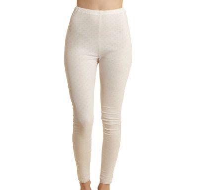 Debenham Cream thermal legging - . -