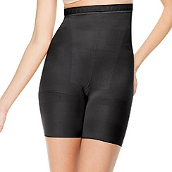 Spanx - Black power shapewear shorts