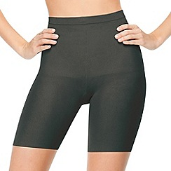 Spanx - Black shaping shorts
