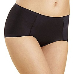 Debenhams - Black invisible knickers