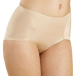 Debenhams - Natural invisible knickers