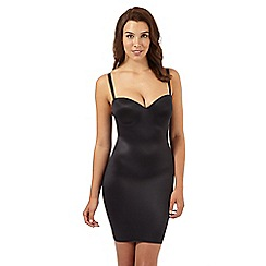 Debenhams - Black firm control shaping slip
