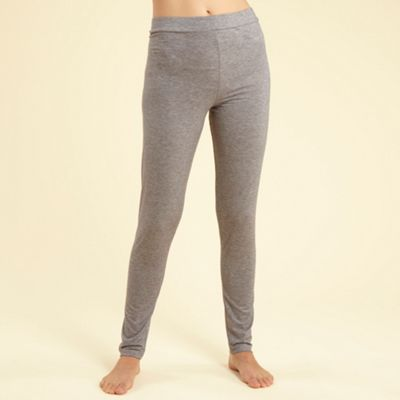 Grey Thermal Leggings