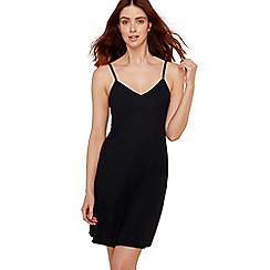 Debenhams - Black invisible full slip