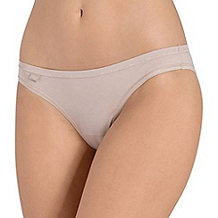 Sloggi - Natural 'Evernew' mini brief