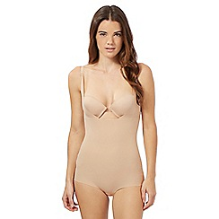 Maidenform - Nude light control body
