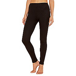 Debenhams - Black thermal leggings