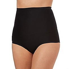 Debenhams - Black shapewear thong