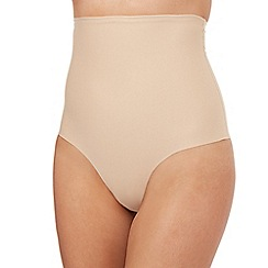 Debenhams - Natural shapewear thong