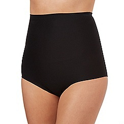Debenhams - Black shapewear knickers