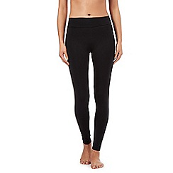 Debenhams - Black shapewear leggings