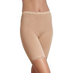 Sloggi - Natural basic long briefs