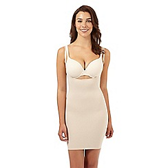 Debenhams - Natural invisible body shaping slip dress