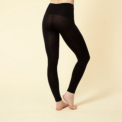 Debenhams - Black shapewear leggings