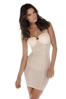 Diva Dot Dress Slip