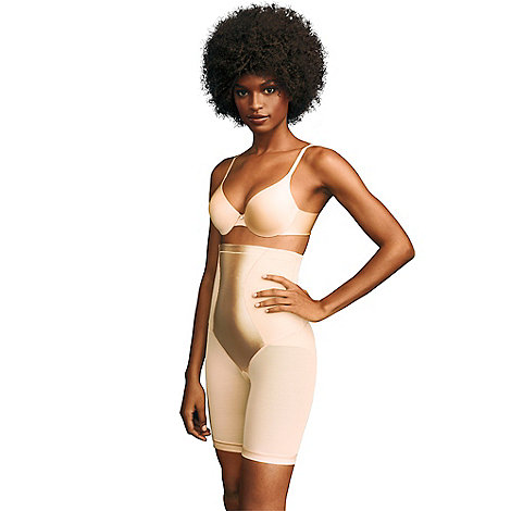 Maidenform - Natural easy up hi-waist thigh slimmer